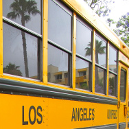 lausd school bus
