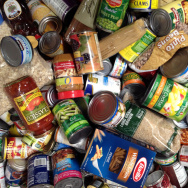 "Peanut butter, canned tuna and canned fruits in natural juices are among the ""superfoods"" on Feeding America San Diego's list of requested donations."