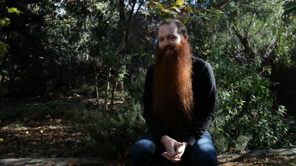 World beard and moustache champions speak about their love of facial hair.