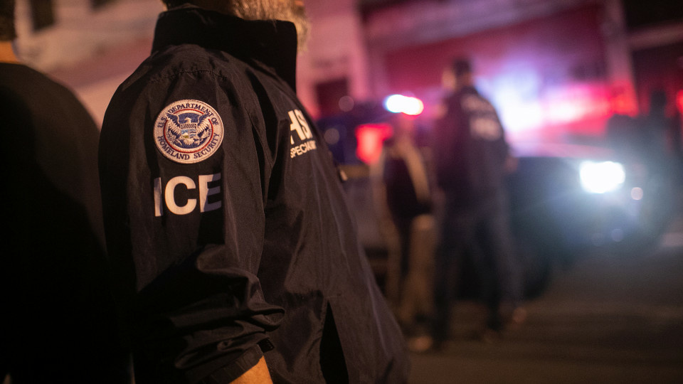 ICE Agents Take Part In Raids In Mississippi