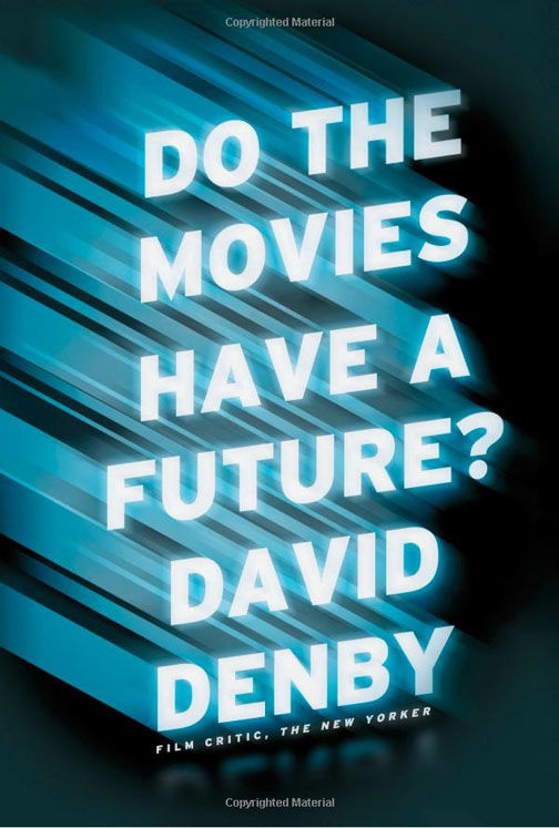 Cover of David Denby's book
