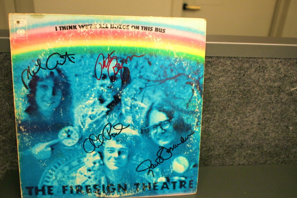 Firesign Theatre Album of the week