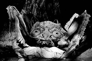 Roger Corman's Creature from the Haunted Sea, shot in five days.
