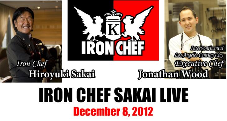 Iron Chef Sakai Live