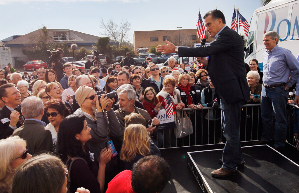 Despite Mitt Romney's success, he's had challenges getting voters to find him relatable.