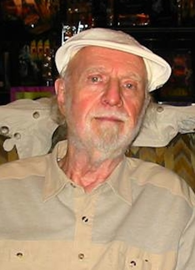 Richard Matheson at a book signing at Dark Delicacies in Burbank, Calif., in 2006.