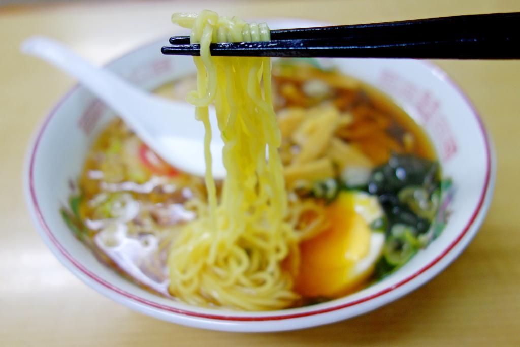 File photo of a bowl of ramen.