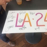 Placard LA 24