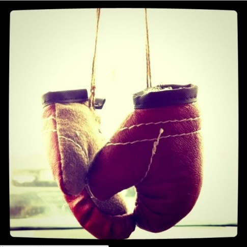 BOXING GLOVES MINI