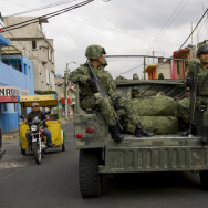 MEXICO-CRIME-ARMY