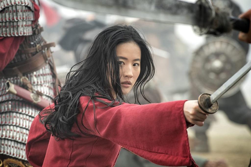 Liu Yifei in