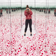 Yayoi Kusama at The Broad - 2