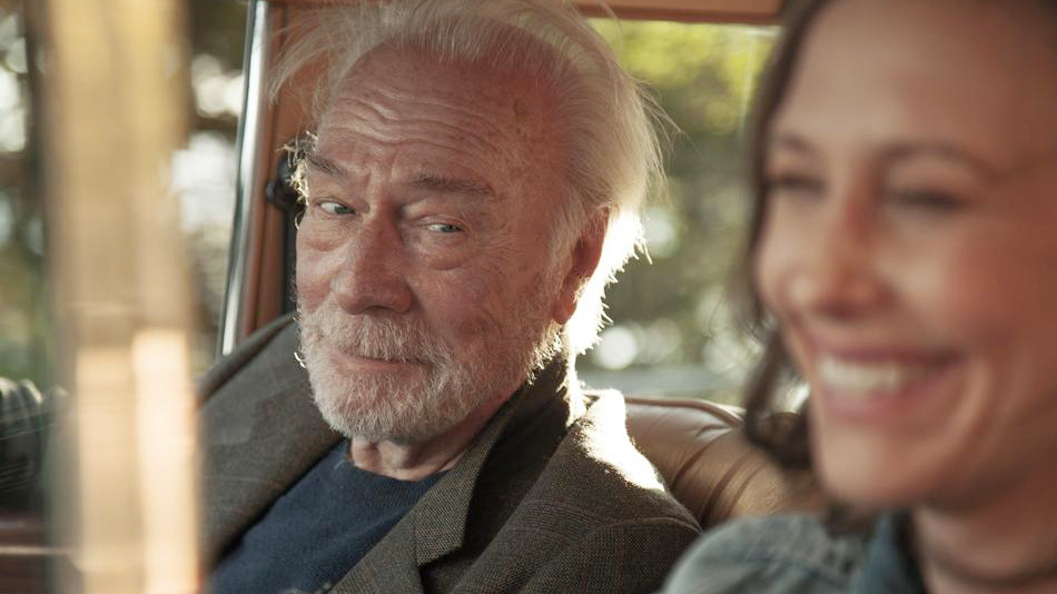 Christopher Plummer and Vera Farmiga play father-and-daughter in