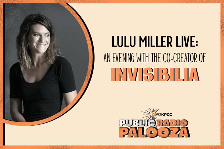 Lulu Miller Public Radio Palooza