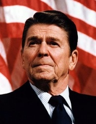 Ronald Reagan, an American legend