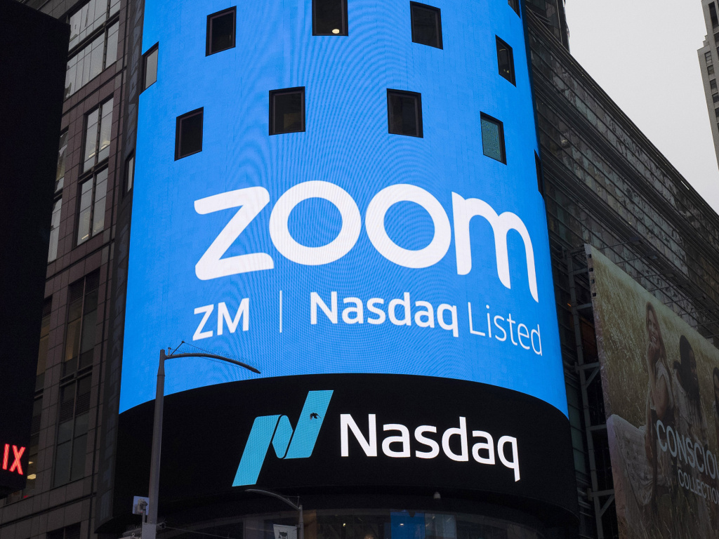 Zoom acknowledged Thursday that it had suspended three accounts belonging to activists at China's request. Two of the accounts belonged to U.S.-based activists and the third to a labor leader in Hong Kong.