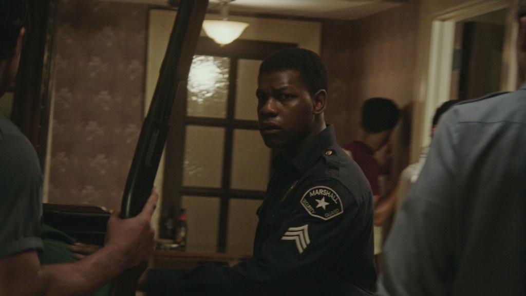 """John Boyega in """"Detroit."""""""