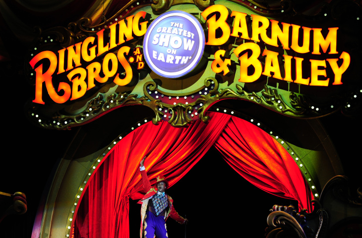 Ringling Bros. and Barnum & Bailey circu