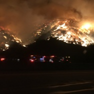 Sepulveda Pass Fire Map.Slideshow Skirball Fire In Sepulveda Pass Grows To 475 Acres 5