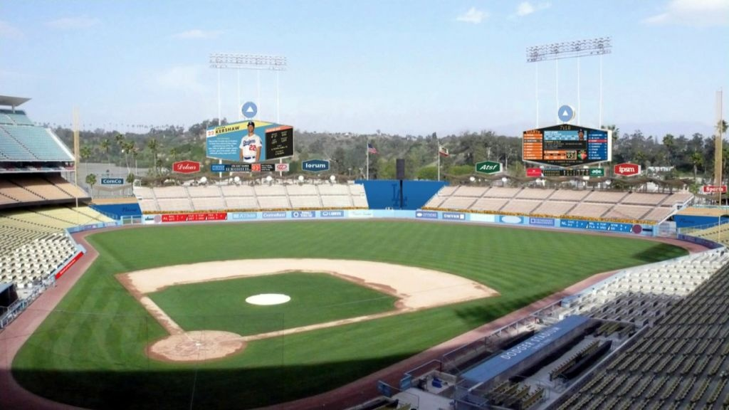 LA city ambulances could be stationed at Dodger Stadium during regular season home games under a plan making its way through City Hall.