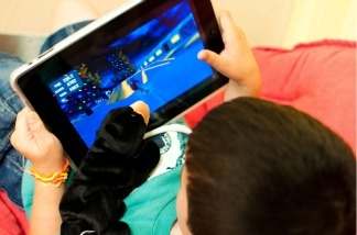 Apple's iPad is a hot holiday gift this year — for kids, too.