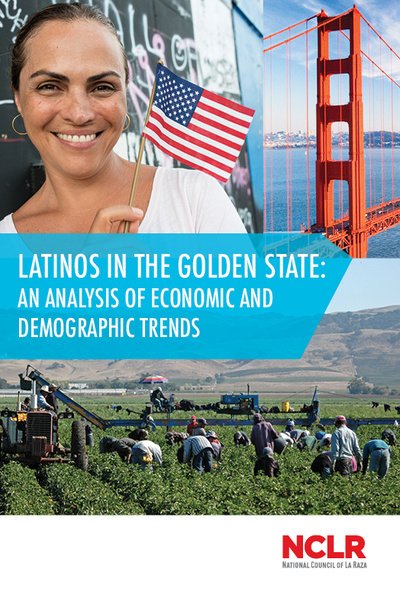 A new report by the National Council of La Raza shows progress and challenges for California Latinos.