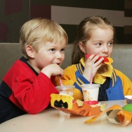 McDonald's Launches Low Fat Happy Meal For Kids