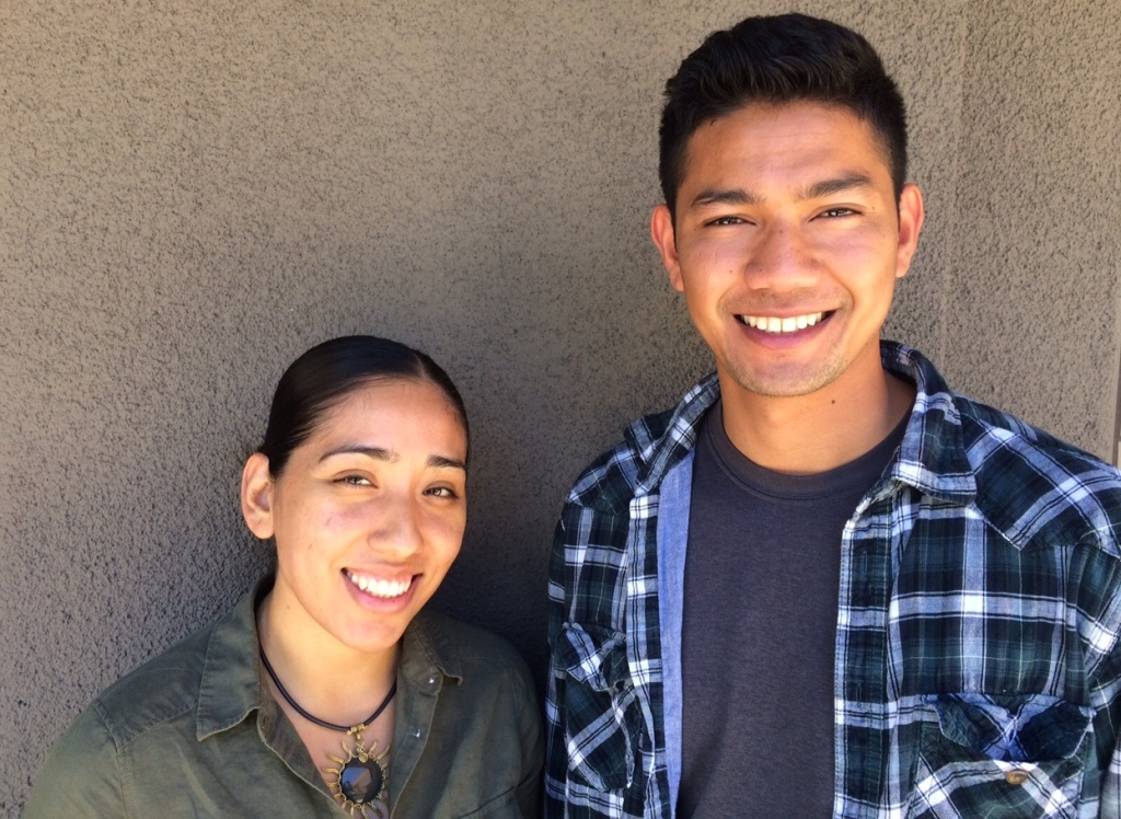 Laura Flores, 27, and Chando Kem, 21, both received DACA (Deferred Action for Childhood Arrivals) under President Obama's executive action for undocumented youth. They said that because of the federal program, their lives have changed in big ways. But DACA faces an uncertain future under President-elect Donald Trump, who has vowed to end it.