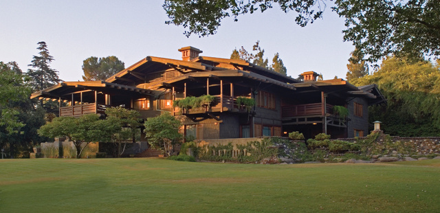 Friends of the Gamble House - Building Paradise In California