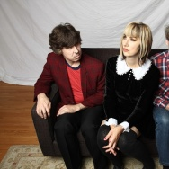 The Muffs: Michelle McDonald, Kim Shattuck and Ronnie Barnett
