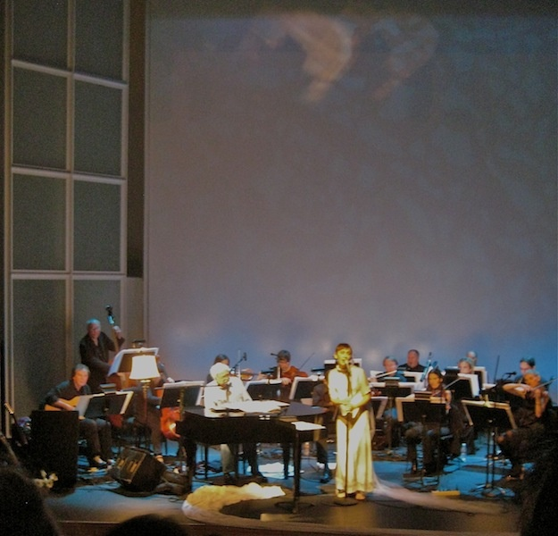Van Dyke Parks, Inara George and orchestra performed at the Getty Museum during Pacific Standard Time's 6-month run last year. A newly released report assesses the economic impact of the modern art survey that involved more than 60 Southland museums and galleries.
