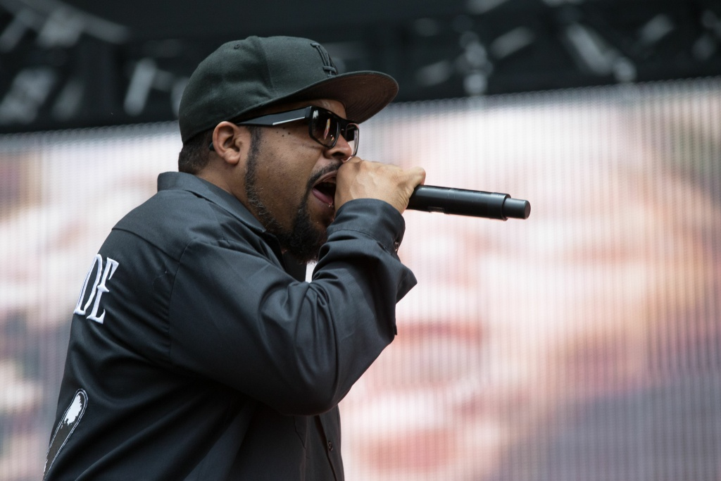 Ice Cube performs on Day 2 of the 2017 ACL Music Festival held at Zilker Park in Austin, Texas, on October 7, 2017.