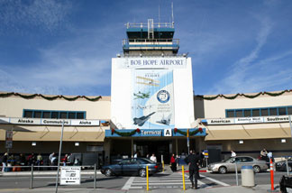 The Bob Hope Airport in Burbank on Dec. 17, 2003.