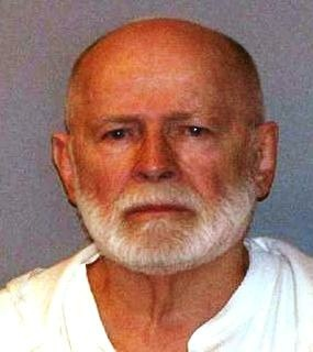 Former fugitive Whitey Bulger.