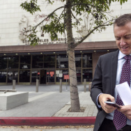 File: Former Los Angeles Unified School District Superintendent John Deasy took an average of three trips per month last year.