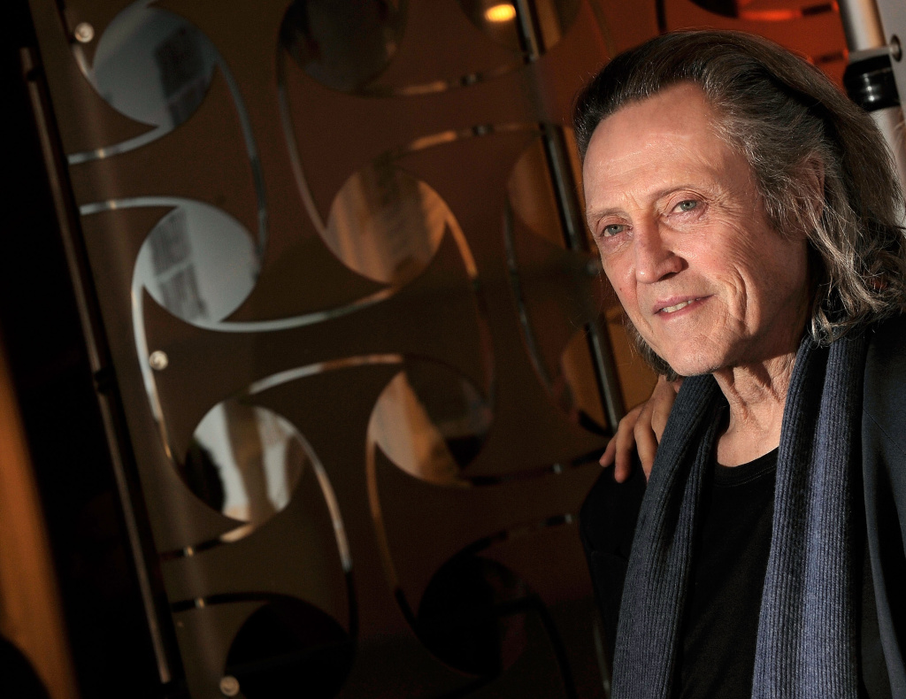 File: Actor Christopher Walken attends the opening night party for ''A Behanding In Spokane'' on Broadway at Bar Americain on March 4, 2010 in New York City.
