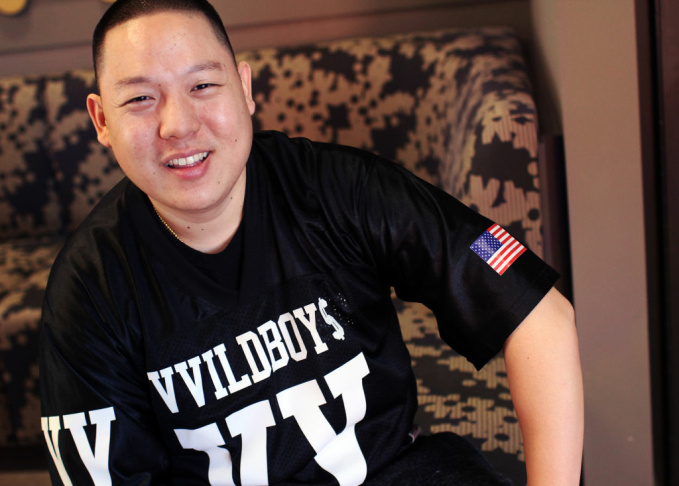 Chef and food personality Eddie Huang, owner of Taiwanese street food restaurant Baohaus in New York, wrote a new memoir called