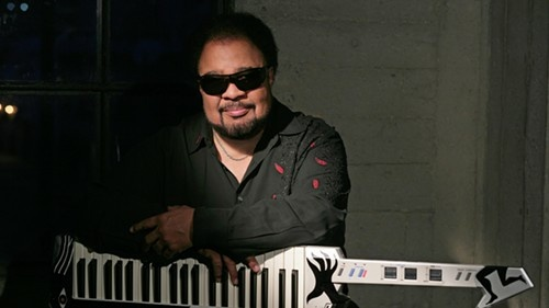 George Duke is a featured artist for the annual Playboy Jazz Festival.