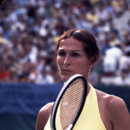 Tennis Player Renee Richards