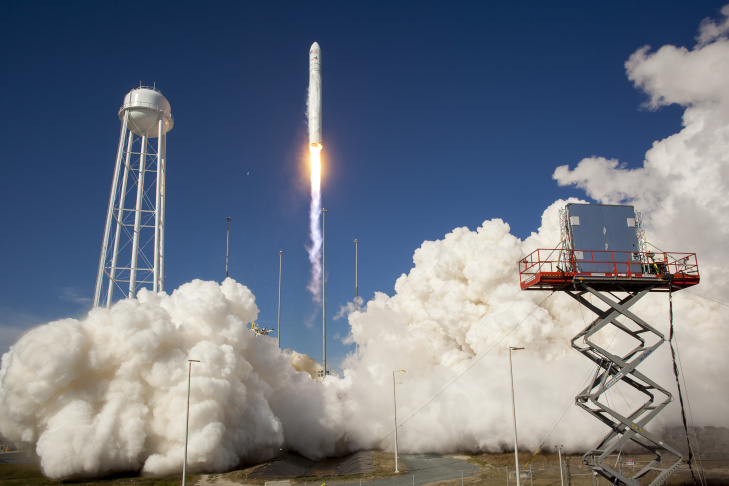 Orbital Sciences Corporation Antares