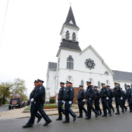Funeral Held For MIT Police Officer Killed By Boston Marathon Bombers