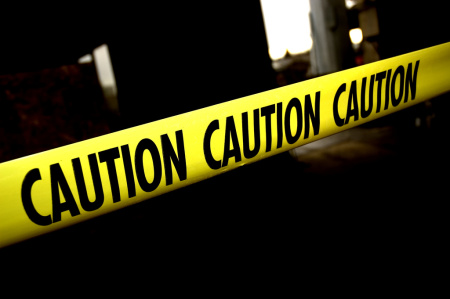 Crime Stock Photo (police caution tape)
