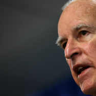 California Jerry Brown will sign a bill to expand California's film and television tax credit program into law in Hollywood