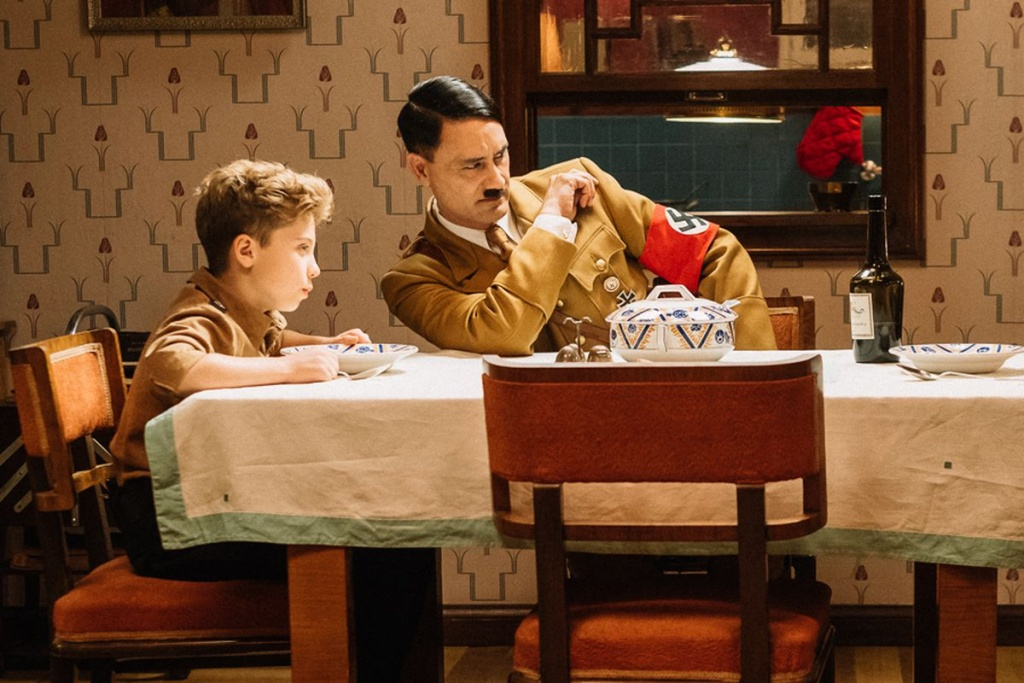 Taika Waititi directed and stars as Adolf Hitler in