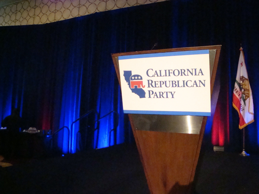 The California Republican Party voted this Sunday to soften its stance on immigration.