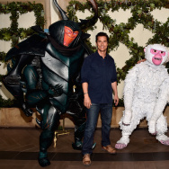 """Actors Matthew McConaughey and Charlize Theron attends a photo call for Forcus Features' """"Kubo And The Two Strings"""" at The Four Seasons Hotel Los Angeles at Beverly Hills on July 8, 2016 in Los Angeles."""