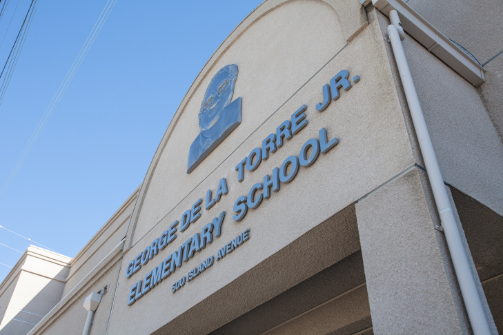 George De La Torre Jr. Elementary School