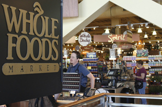 The Whole Foods main store in Austin, Texas.