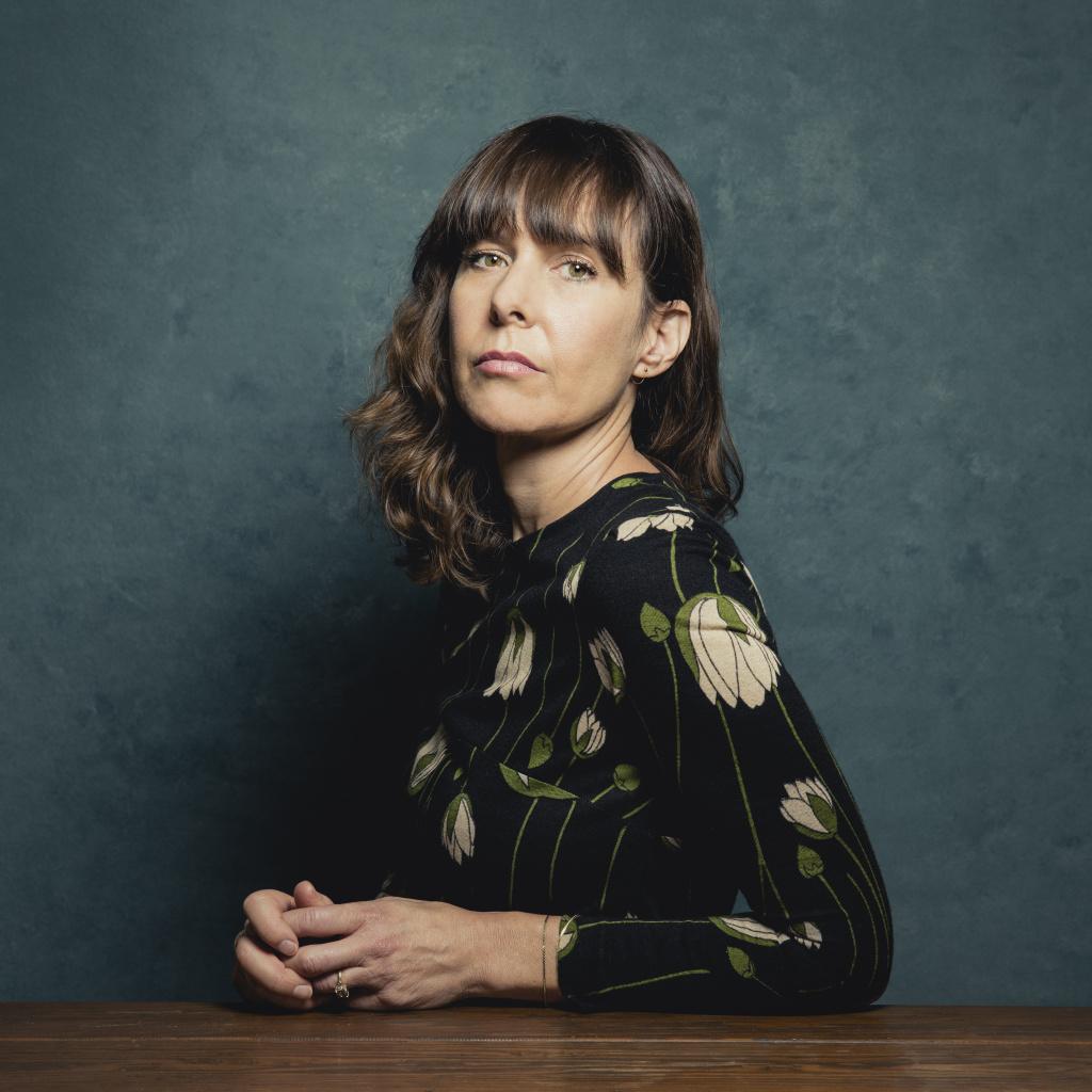 Singer-songwriter Eleni Mandell.