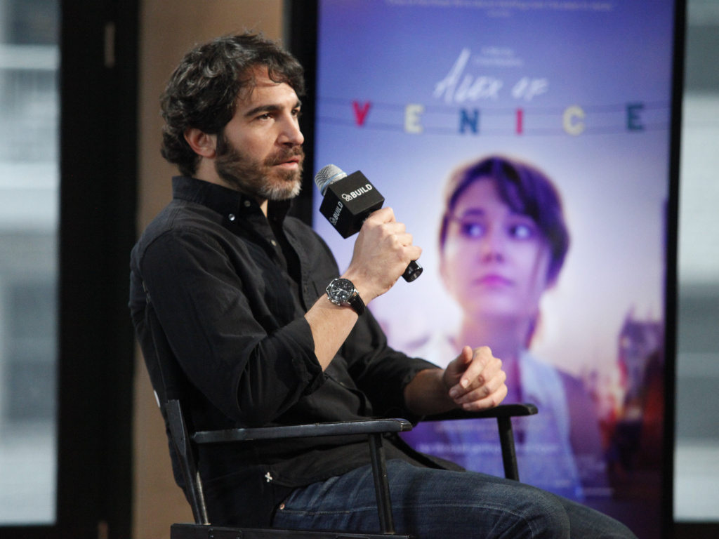 Filmmaker Chris Messina participates in AOL's BUILD Speaker Series to discuss his film